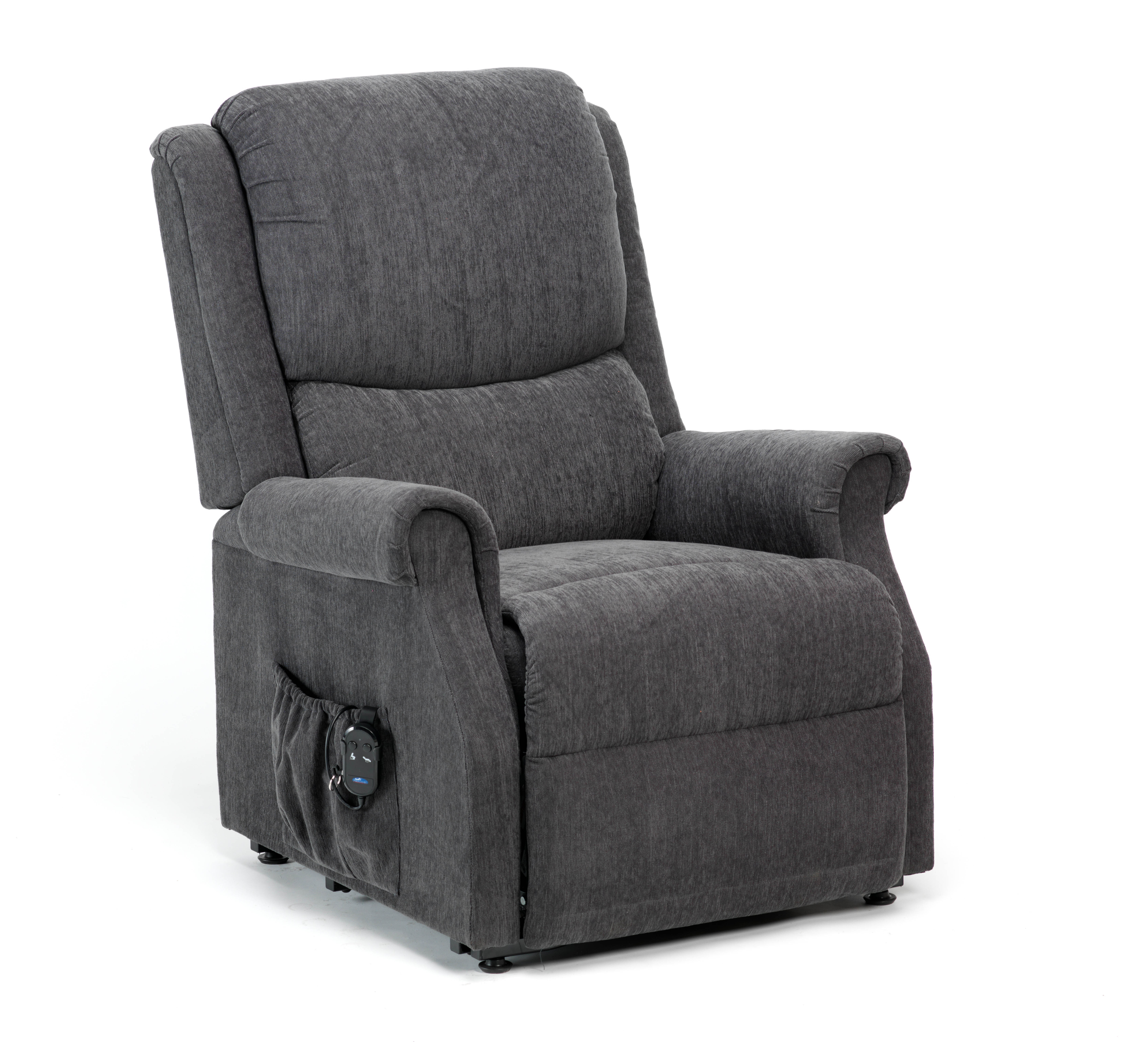 grey fabric riser recliner riser recliner chairs in stoke on trent